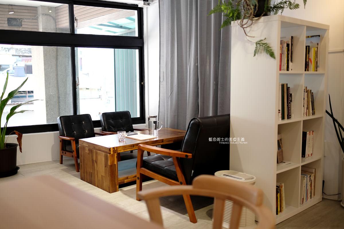 20191227012651 45 - 悅癮咖啡│文心森林公園旁的早午餐、咖啡和甜點店,附近就有便利的收費停車場