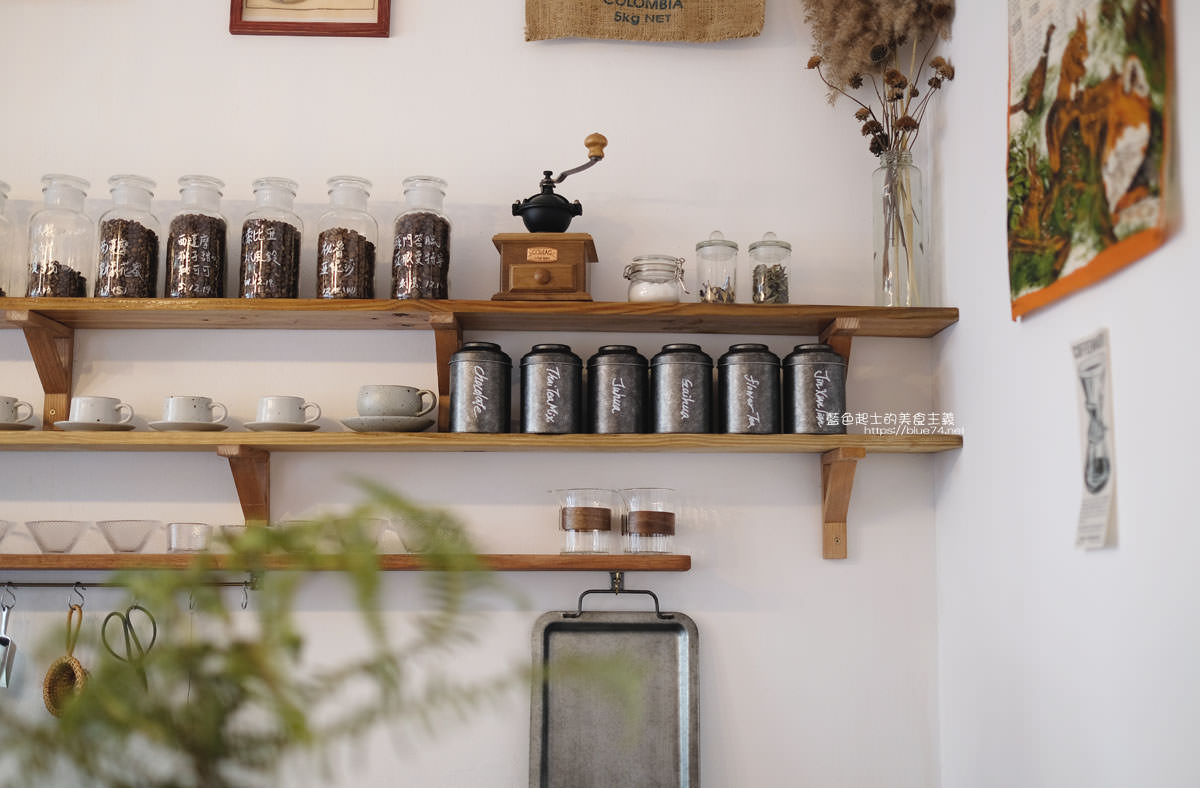 20200104182150 64 - 細水焙煎所|預約制自家烘焙咖啡,最近很夯的老屋庭院甜點咖啡