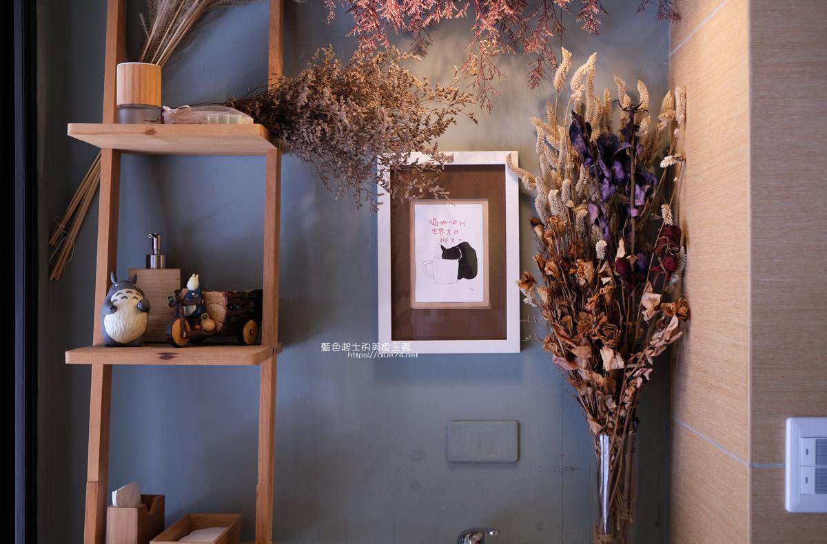 20200111103808 7 - Yasumi cafe│台中最強拉花,孔雀和金魚及蝴蝶躍入咖啡中
