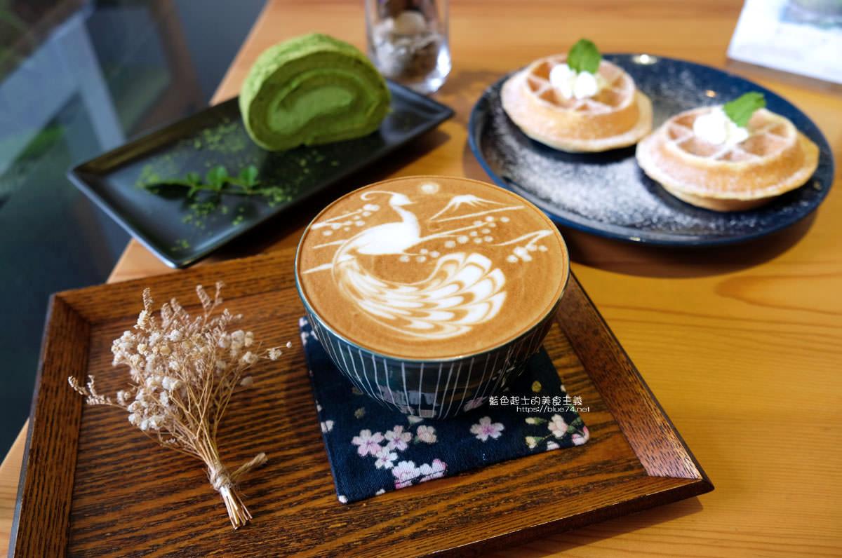 20200111105911 60 - Yasumi cafe│台中最強拉花,孔雀和金魚及蝴蝶躍入咖啡中
