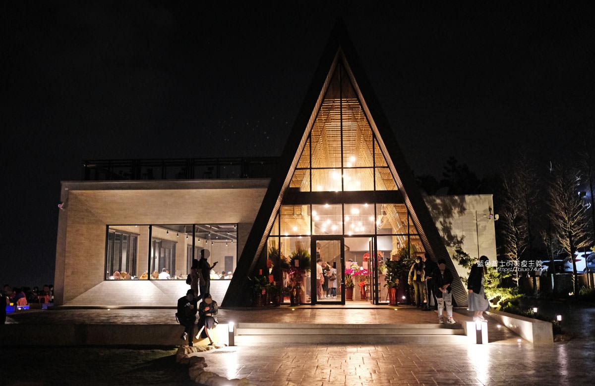 台中沙鹿│黑森林景觀咖啡-台中最新夜景餐廳,隱藏在黑森林裡的玻璃屋教堂,鄰近九天森林和九天民俗技藝團