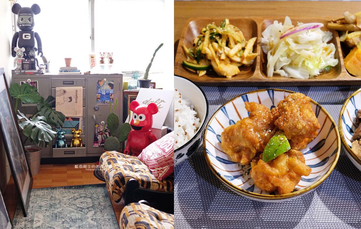 台中西區│BaBa飯所-餐點每日限量,想內用先爬五樓,記得先加店家LINE或臉書預約位置