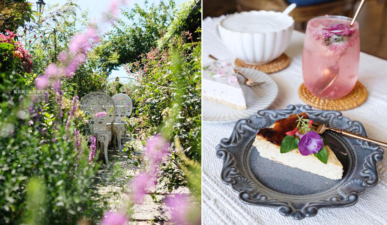 彰化埔心│波粼Bling-預約制,傳統老工廠裡藏著唯美花園和居家美學好拍空間