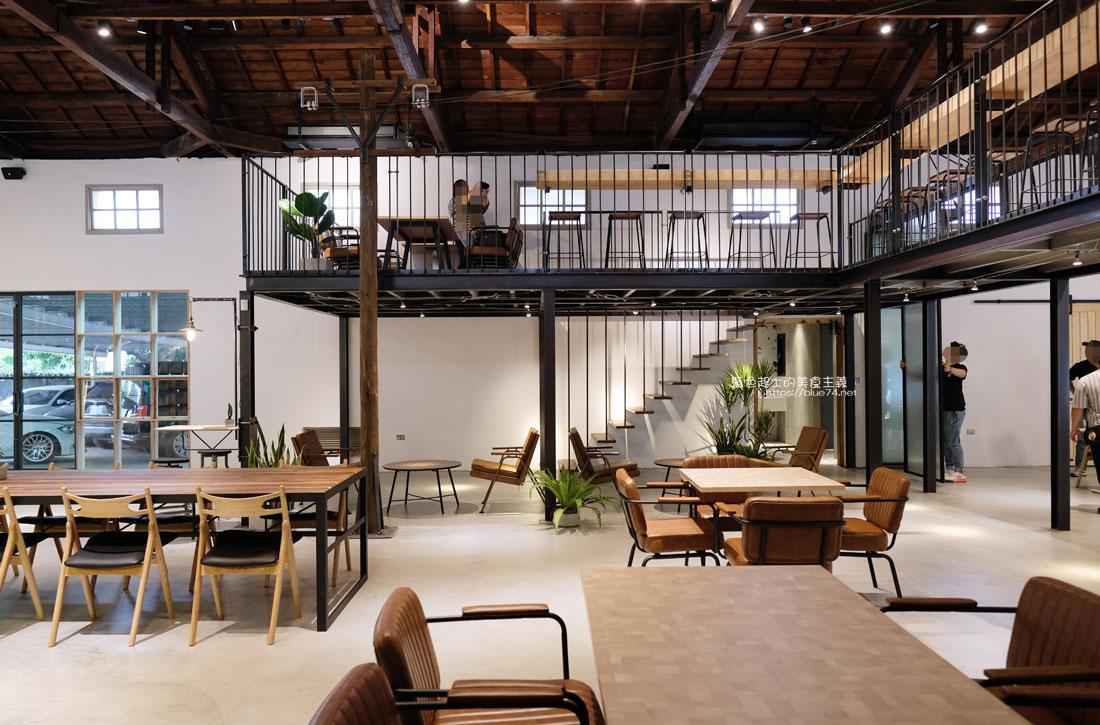 20200910175703 76 - 憬初尋|豐原老倉庫改建成咖啡廳,木質設計結合工業風,老屋新生也推廣國產咖啡及農產