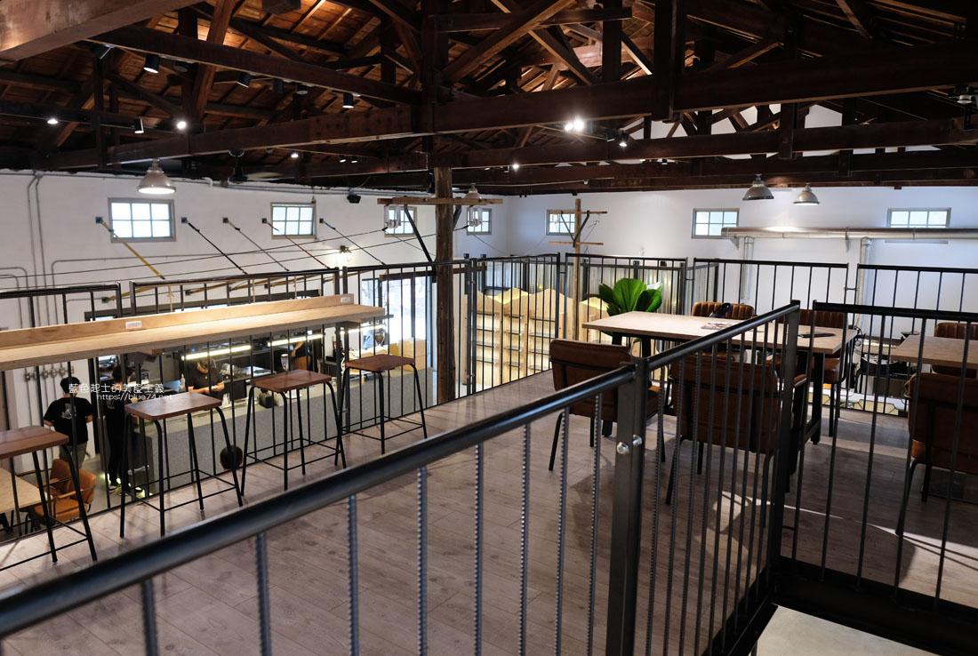 20200910175704 49 - 憬初尋|豐原老倉庫改建成咖啡廳,木質設計結合工業風,老屋新生也推廣國產咖啡及農產