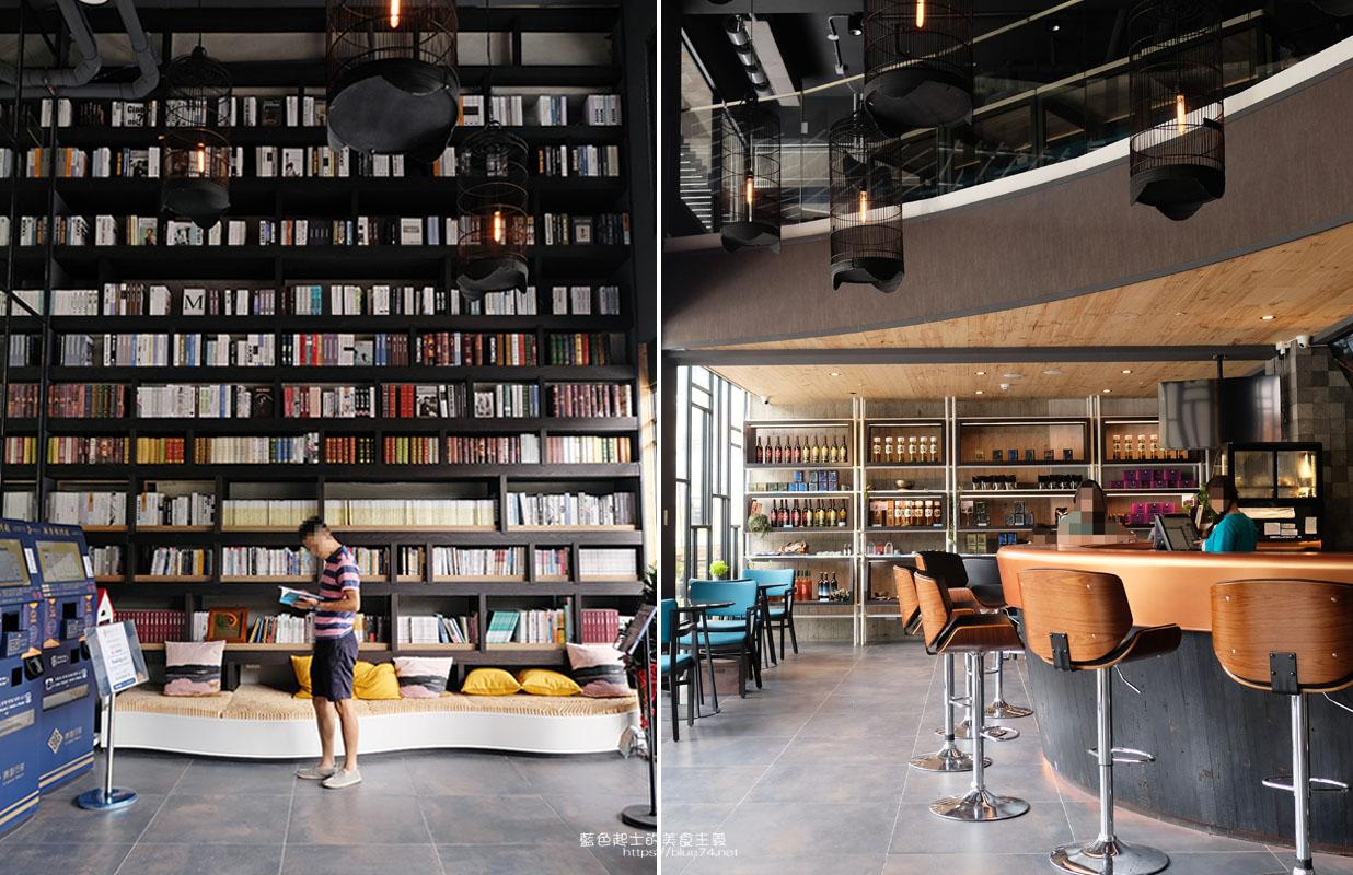 20200913012130 72 - 彩色曼陀羅咖啡|環境不錯,打卡書牆好拍