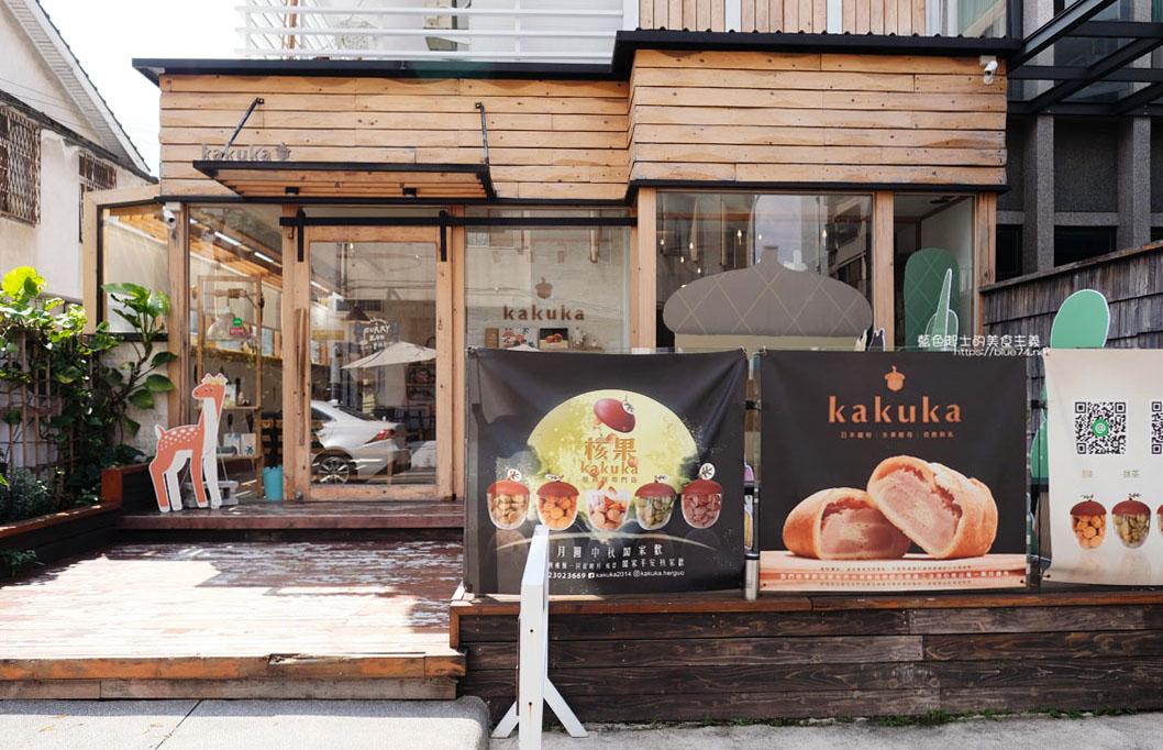 台中西區│核果烘培工作室-老房子麵包飄香,隨處可見龍貓迷老闆的收藏品