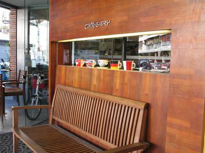【台中南屯】136 Caffe Terry-公益路巷弄自行車咖啡館