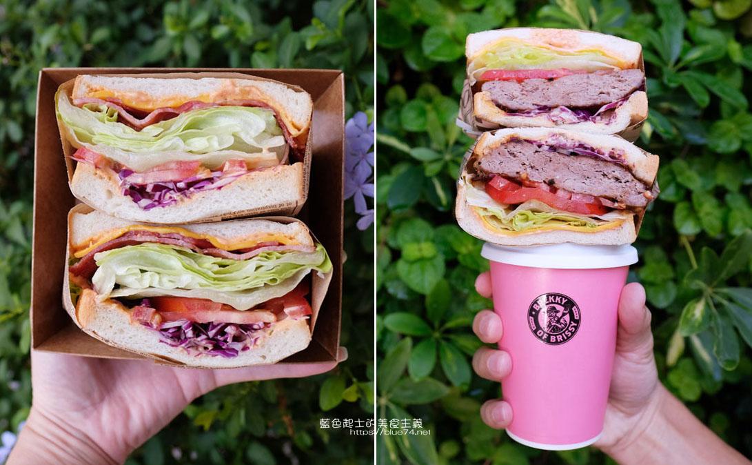 台中南屯│布村早茶-用澳洲質樸的調理,引出食材自然風味,台中推薦漢堡和三明治早餐