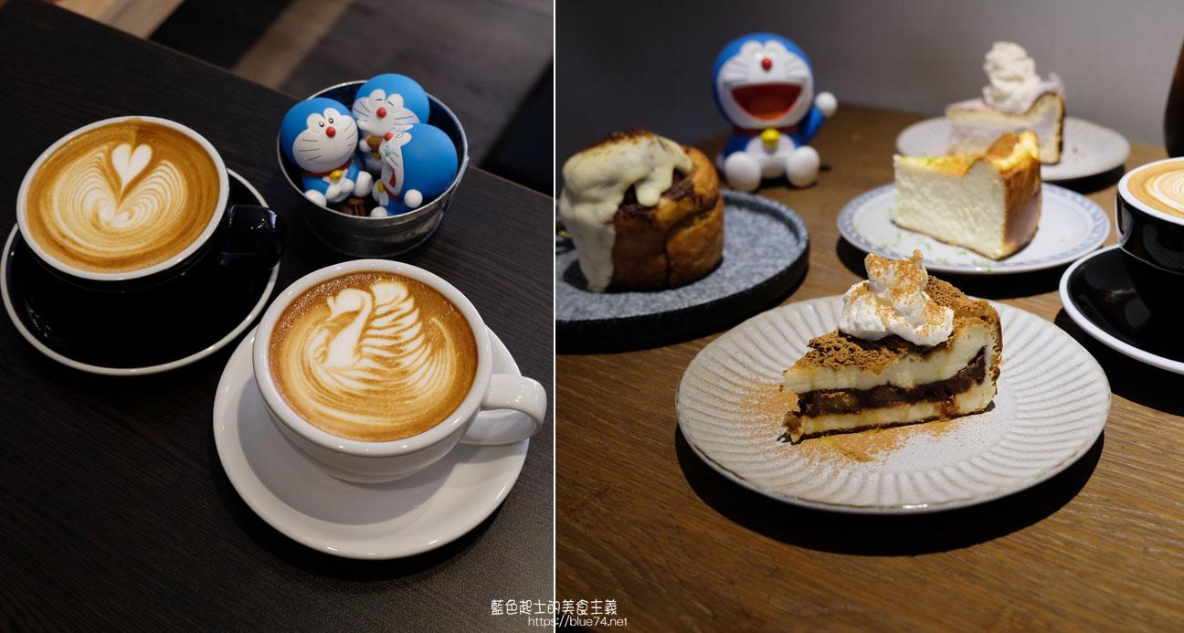台中南屯│J.W. Cafe-放棄百萬年薪工程師的漂亮拉花拿鐵,甜點求新求變,近清真恩德元餃子館