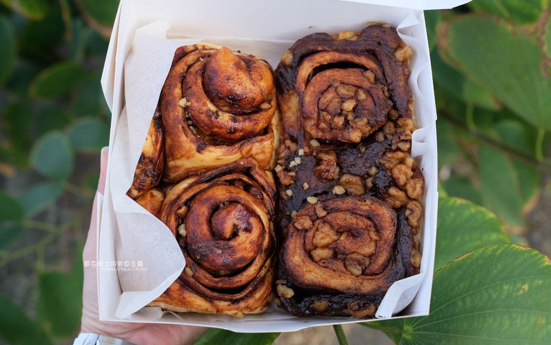 台中宅配面交│桂鬆鬆guisongsong-肉桂香配上鬆軟麵包體