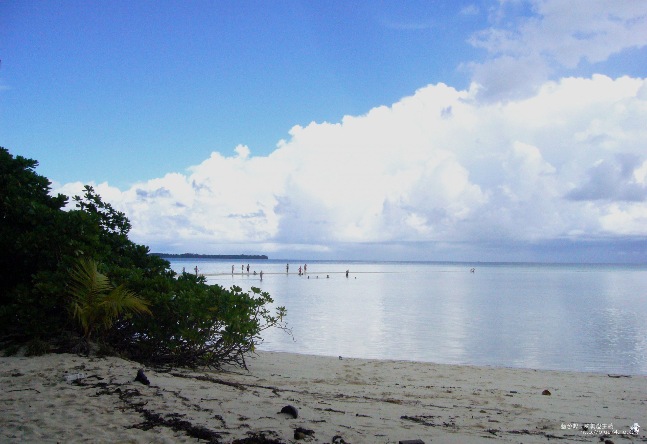 帛琉│放假feel的帛琉