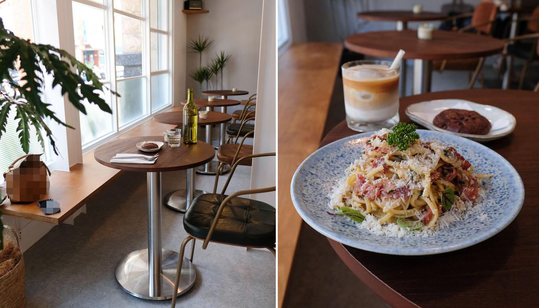 台中西區│Mirror Room-自家烘焙咖啡館,也有澳式早午餐和義大利麵