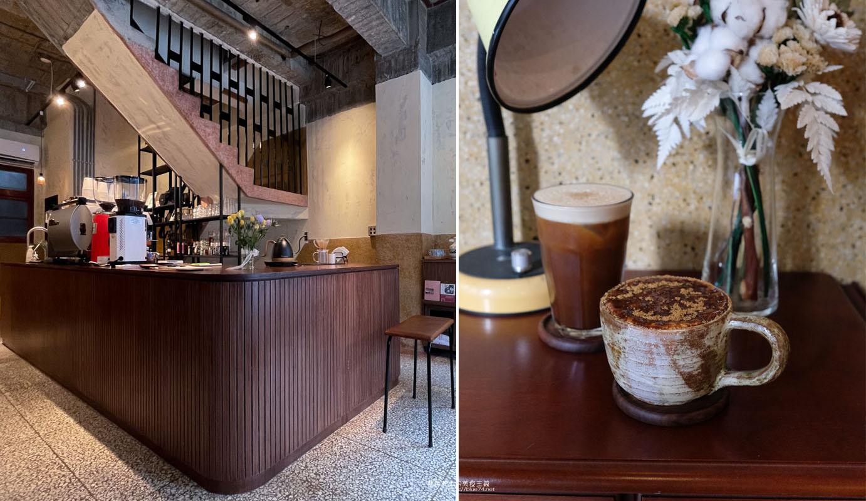 台中中區│淺川-老屋文青咖啡館,木質調加上舊家私呈現溫暖簡約氛圍