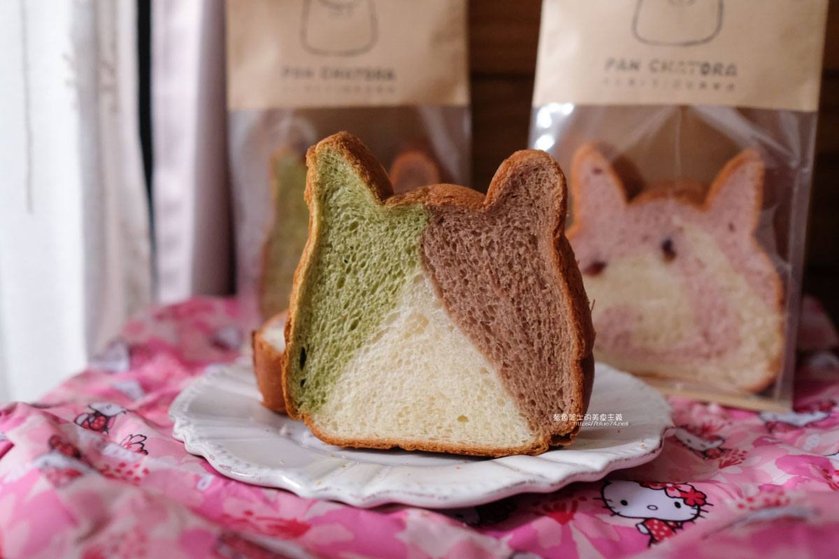 台中北屯│麵包茶老虎-可愛的貓咪吐司在北屯