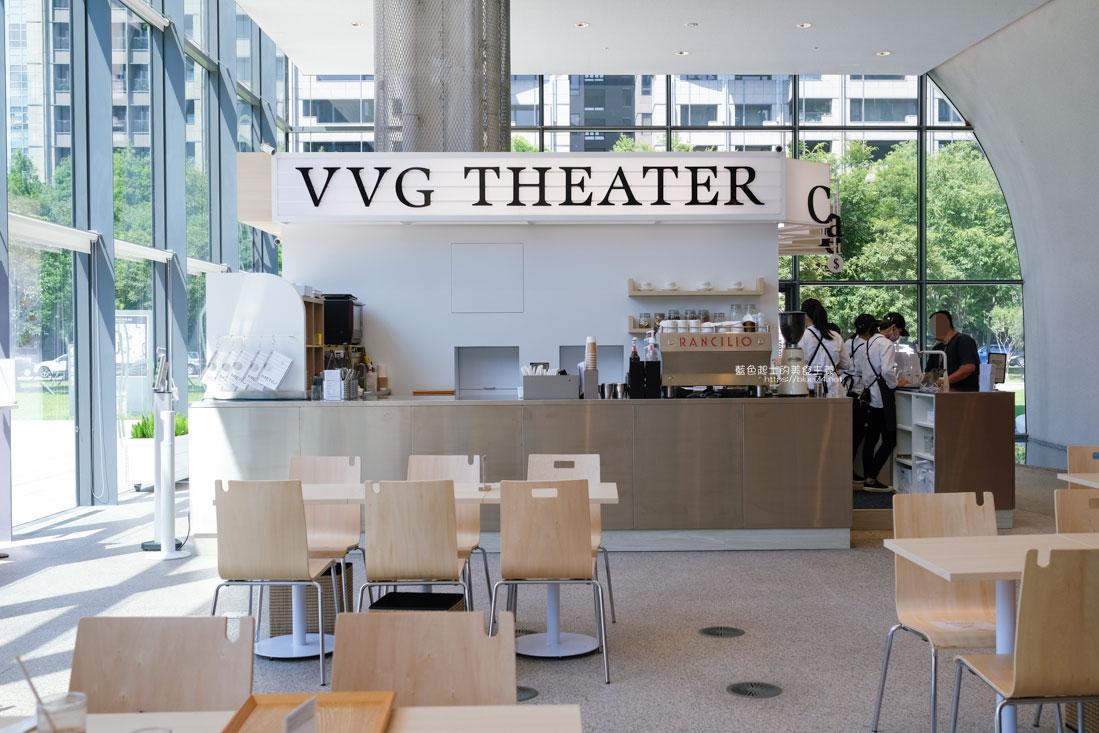 台中西屯│VVG Theater Cafe好樣劇場咖啡-VVG全新品牌,以劇院作為概念發想,聯名合作日本人氣插畫家長場雄