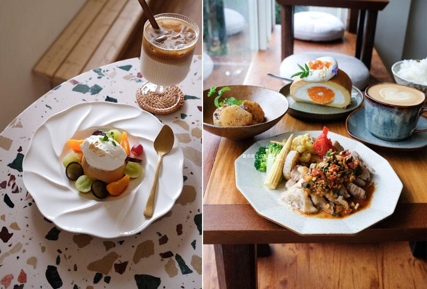台中北屯│昨日風景早午餐-早午餐和甜點咖啡的空間共生