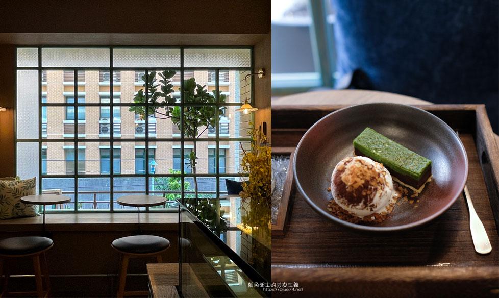 台中北區│Kumo菓子工匠-巧克力布朗尼和流心磅蛋糕及咖啡,中友百貨商圈美食