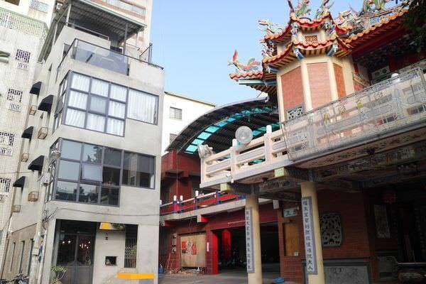 台南‧五家廟埕週邊的咖啡店!本週來一趟尋古的文青之旅吧!