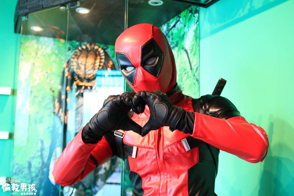DC、Marvel迷牽手來這尖叫吧!黑爵士庭院餐廳大人肯定玩得比小孩還瘋!