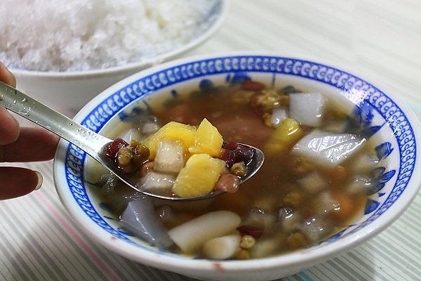 八寶湯,無冰