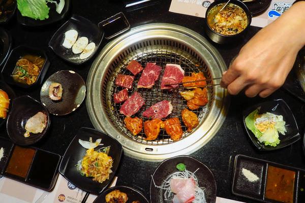 台南‧北區 燒肉 神保町|燒肉、海鮮、炸物、鍋物、日式壽司手捲刺身~ 還有哈根達斯冰淇淋~通通吃到飽