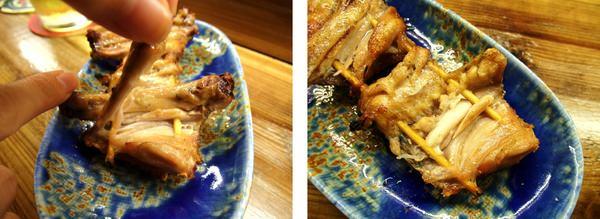 鳥重地雞燒:〖台中│美食〗鳥重地雞燒バーベキュー ❤ 以雞料理為主的串燒店,烤功了得,前置處理超搞剛!每一串都可以吃的到店家的用心,多款獨特串燒,限量供應!!