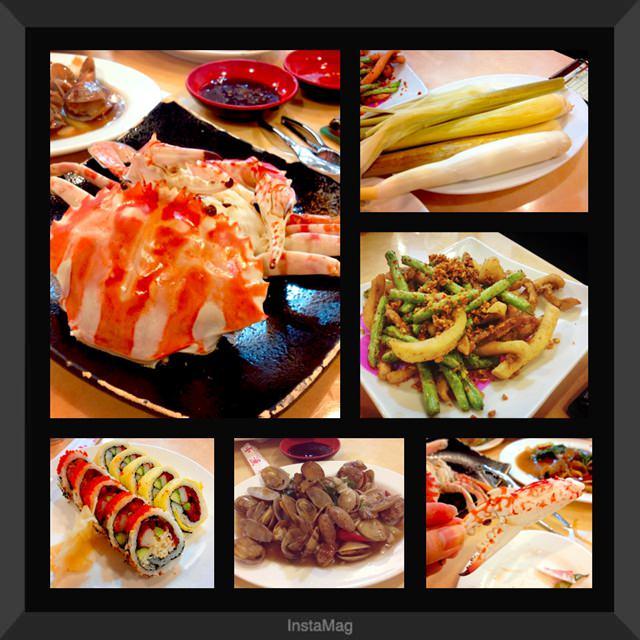 【萬里.龜吼漁港】- 秋天就該吃螃蟹 @ 小漁村活海鮮餐廳
