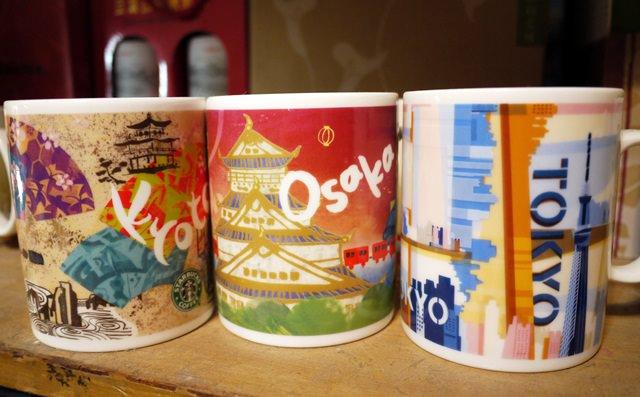【13 春遊.櫻之關西 】- DAY4 超美的星巴克大阪/京都城市杯 同場加映東京杯