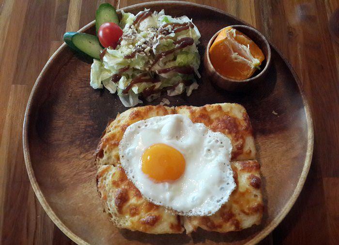 【食記】貓的美味之夢.慵懶的早午餐時光 @永安市場站(四號公園)
