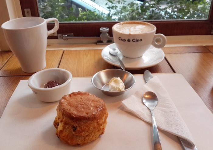 【食記】Picnic 野餐咖啡.雨中邂逅的悠閒午後 @公館