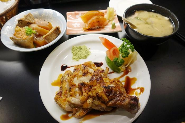 【食記】猿燒酒居日本料理.午間輕食套餐超級划算 @ 永安市場站(四號公園)