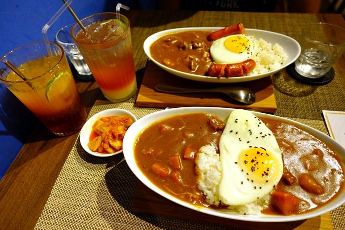 【食記】 佐藤咖哩Sato Curry.正宗日式咖哩飯專賣店 @捷運六張犁站