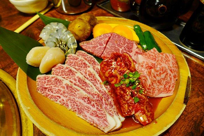 【15 初冬.輕井澤&東京 】- ろぐ亭本店體驗和牛燒肉.中輕井澤