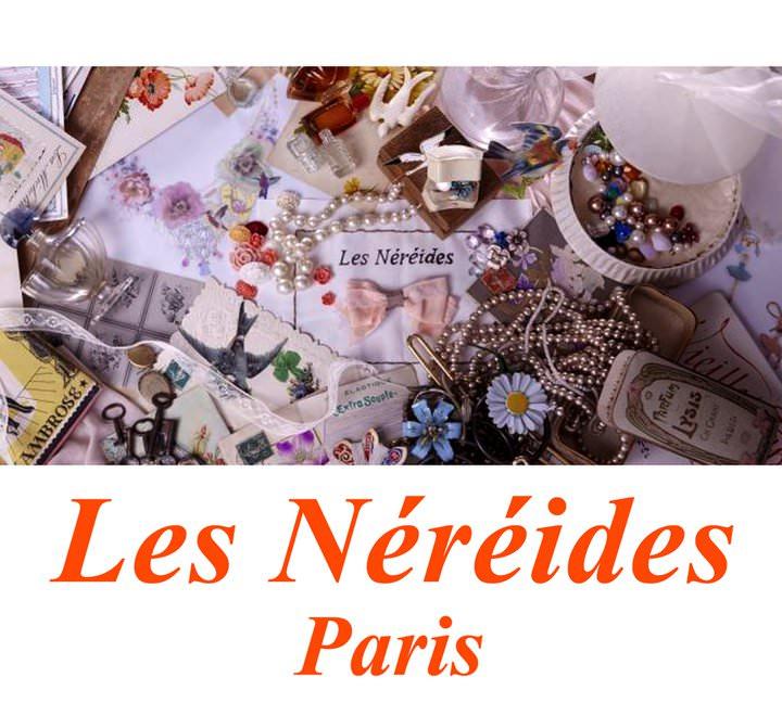 【血拼】來自南法的浪漫飾品 Les Nereides — 法國官網特價中~7月底