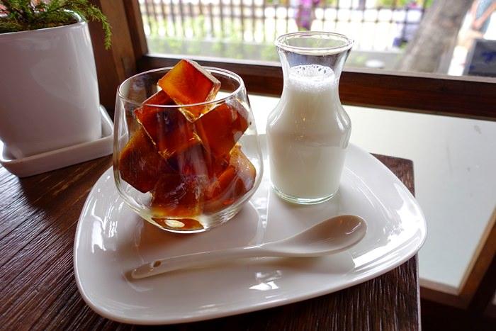 【嘉義.景點】- 檜意森活村.Morikoohii森咖啡.帶著日本味的鬆餅香