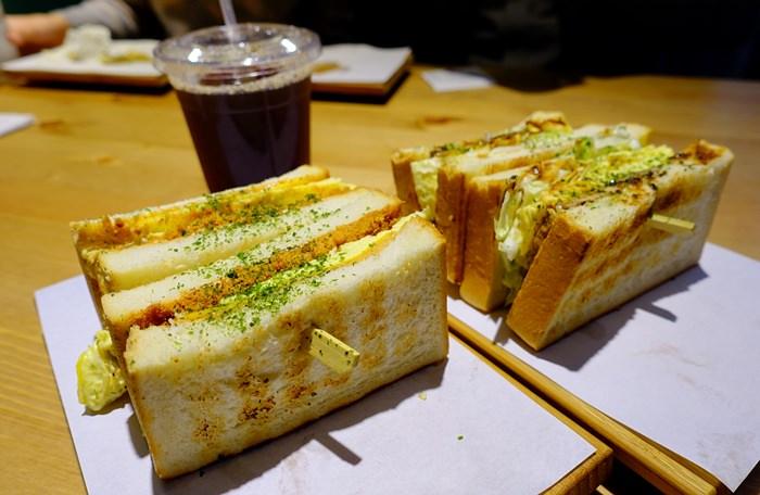 【食記】上山採覓.好吃的厚切碳烤土司新開幕 @中山國中站