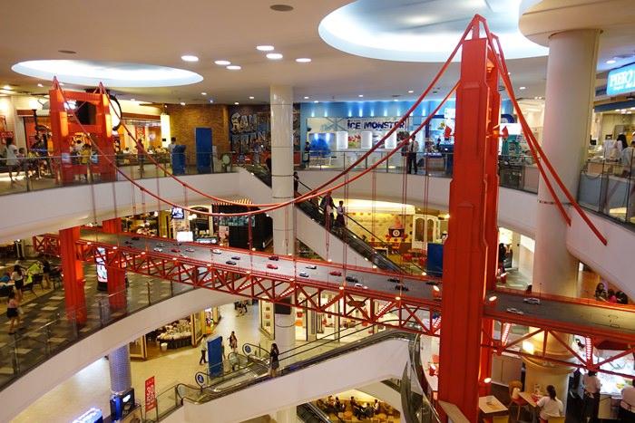 【15曼谷華欣.度假趣】- DAY1 逛百貨公司順便環遊世界Terminal 21 & 銅板價的百貨美食街PIER 21