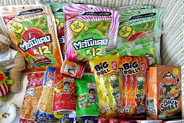 【15曼谷華欣.度假趣】- DAY2 Big C 超市買不停.推薦零食戰利品清單