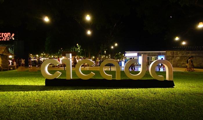 【15曼谷華欣.度假趣】- Cicada假日創意市集.吃喝玩樂一次滿足.逛夜市也可以很浪漫唷~