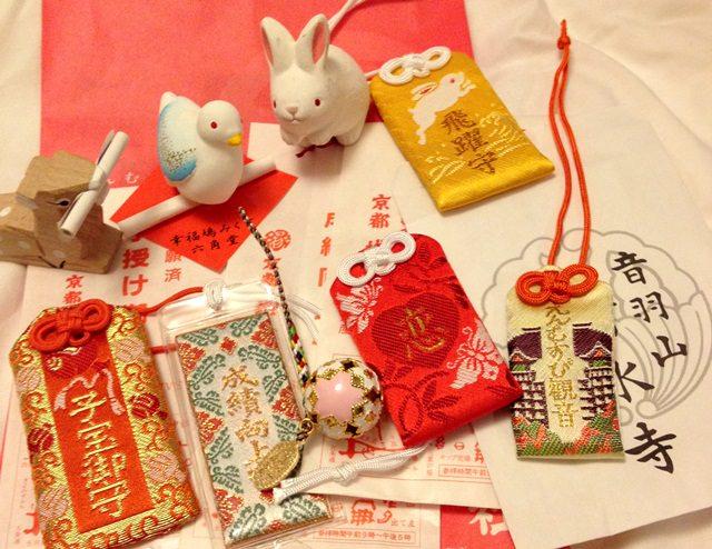 【13 春遊.櫻之關西 】- DAY4 神社小物收集 – 超可愛的動物御神籤