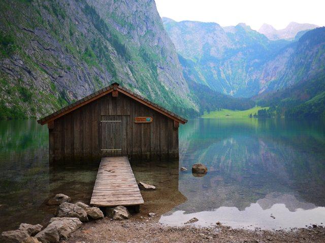 【11 德南.童話國度 】- 如詩如畫的人間秘境 Königssee 國王湖