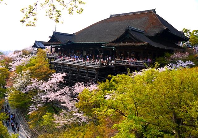 【13 春遊.櫻之關西 】- DAY4 收集清水寺的春夏秋冬