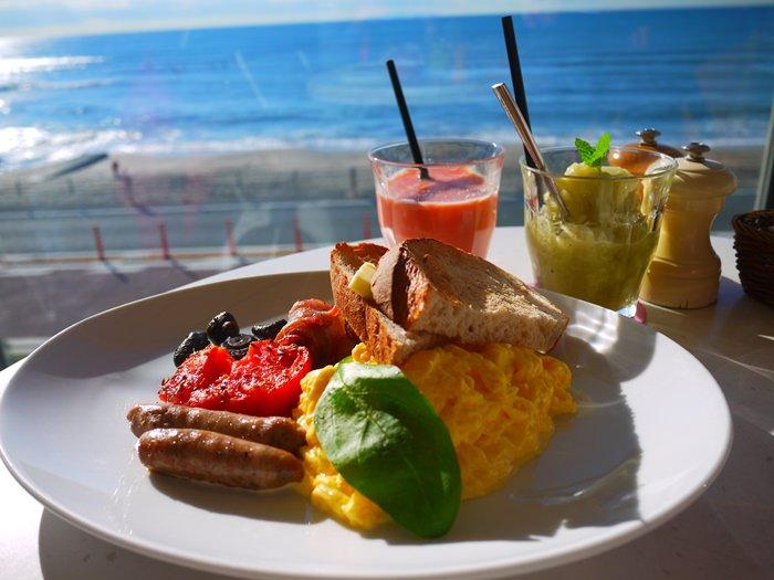 【13 秋日.鎌倉散策 】- BILLS 來自澳洲的世界第一名早餐.陽光沙灘和美味的鬆餅=完美的度假時光