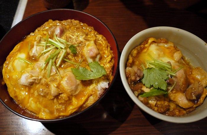 【13 秋日.楓遊東京 】- 號稱東京最好吃的親子蓋飯 銀座比內や(比內雞) 究極親子丼
