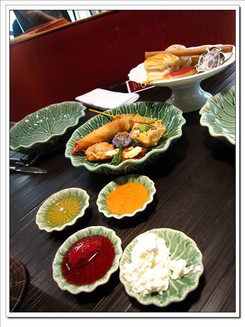 【09曼谷.天使之城】- DAY3 Erawan Tea Room 君悅飯店下午茶