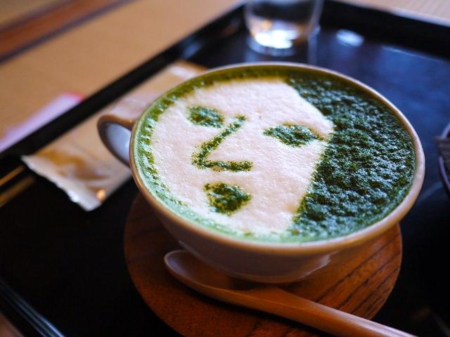 【13 春遊.櫻之關西 】- DAY2 與藝妓一起喝咖啡 Yojiya Cafe (よーじやカフェ) 銀閣寺店
