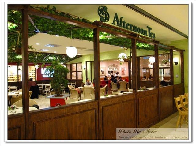 【午茶】Afternoon Tea 初訪微風店