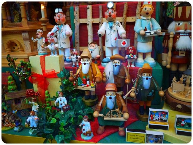 【11 德南.童話國度 】- 超好買的聖誕飾品店+戰利品 @ 羅騰堡Rothenburg (下)