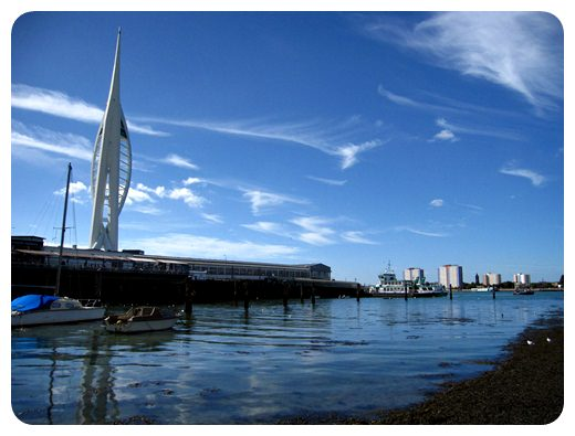 【血拼】Gunwharf Quays Outlet @ Portsmouth + 戰利品